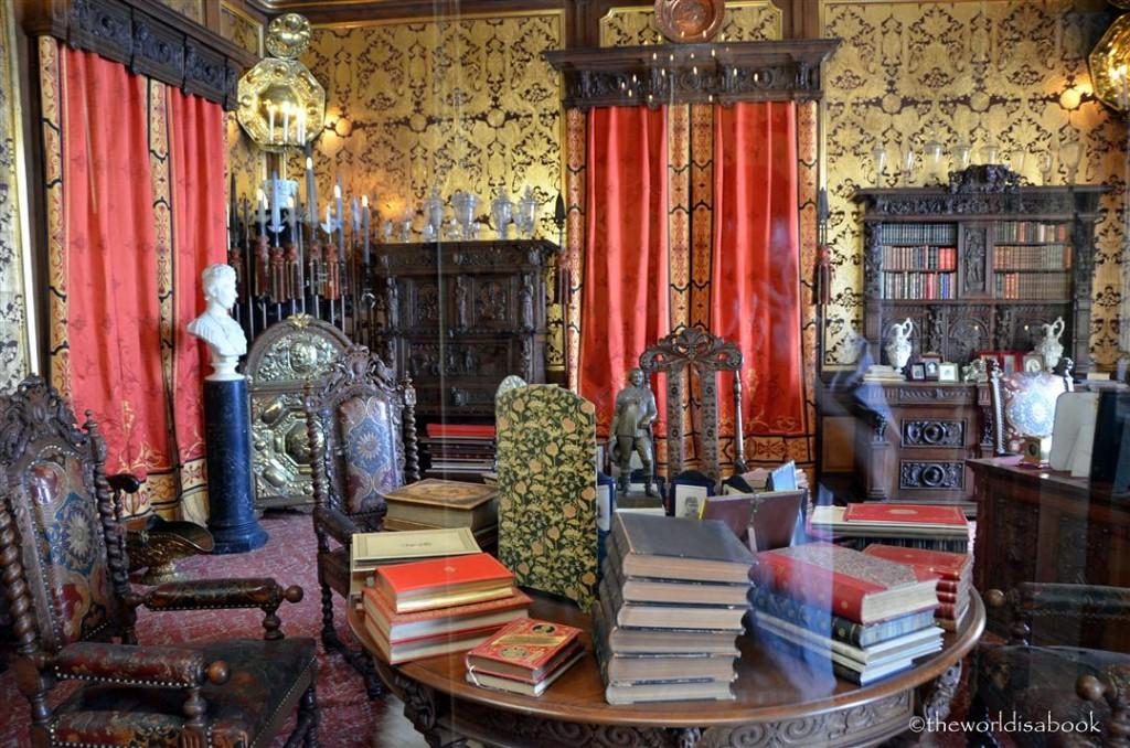 Amalienborg Palace library