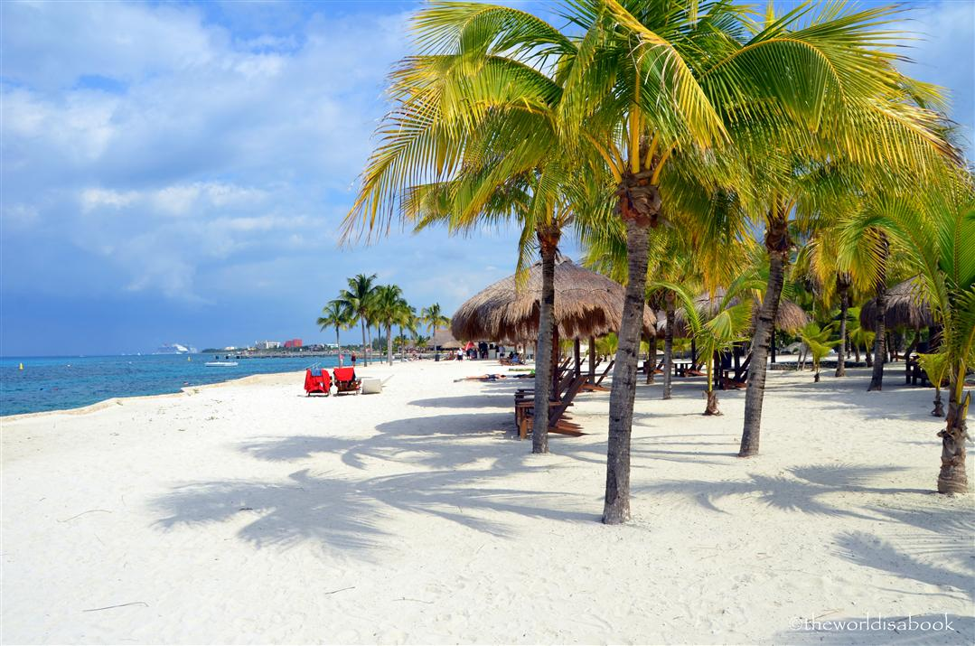 Visiting Chankanaab Beach Adventure Park Cozumel