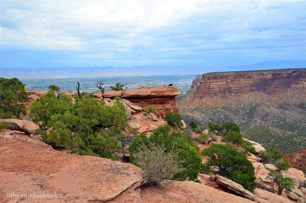 Colorado National Monument grand view
