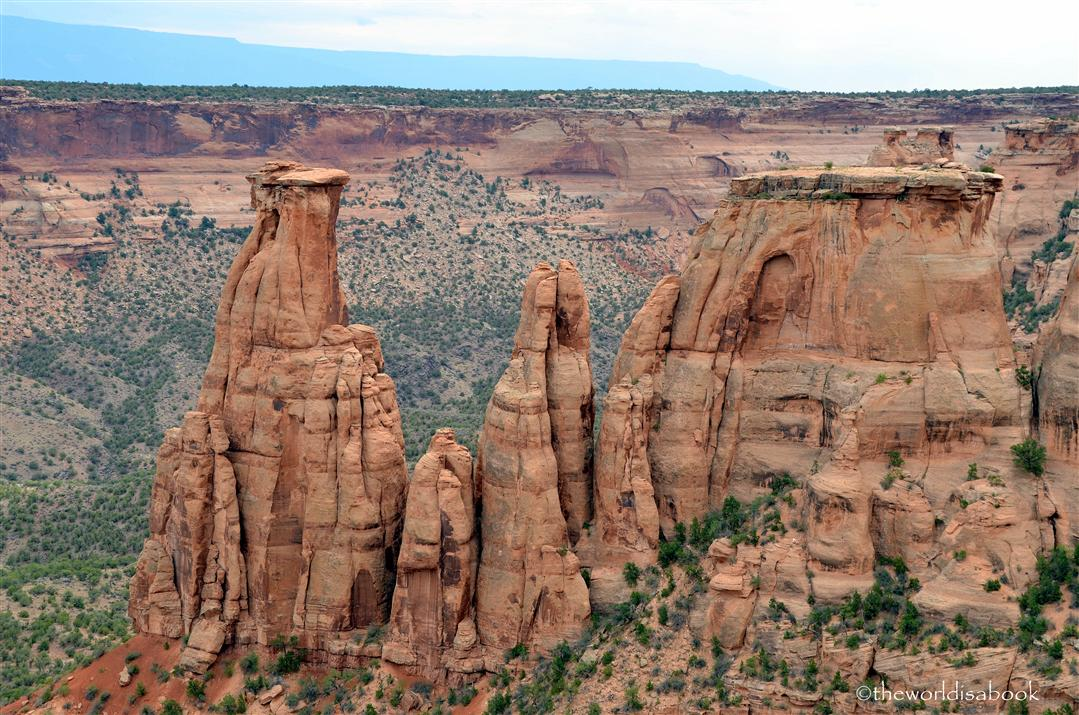 Natural Spectacles of Colorado National Monument