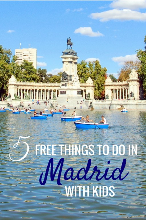 Free things to do in Madrid