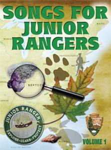 Junior Ranger CD cover