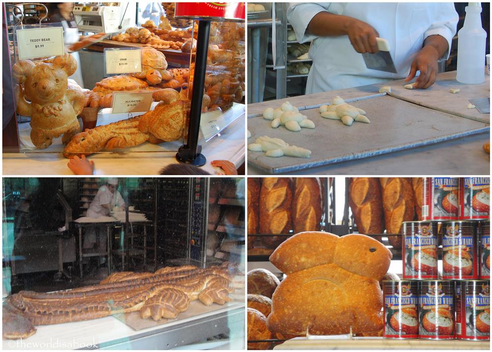 San Francisco Boudin Bakery