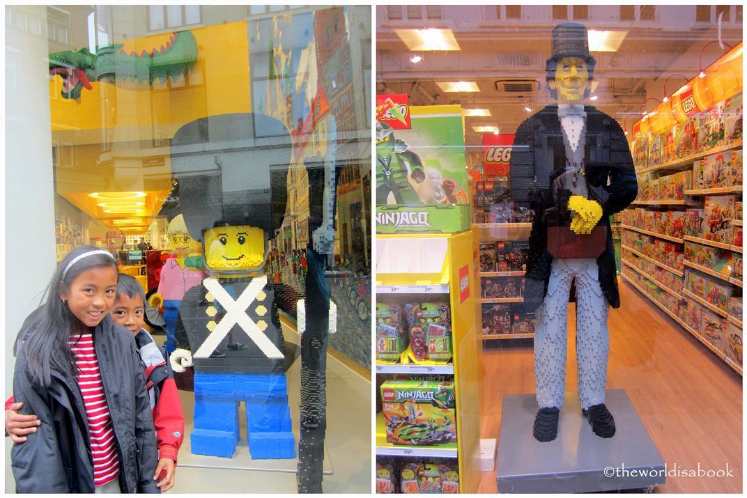 Copenhagen Stroget Lego