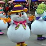 The Magic of Christmas at Disneyland
