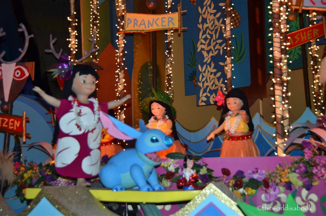 Disneyland Small World Hawaii Holiday