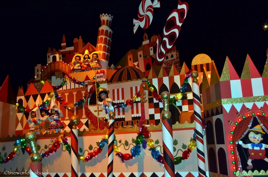 Disneyland Small World Holiday Italy