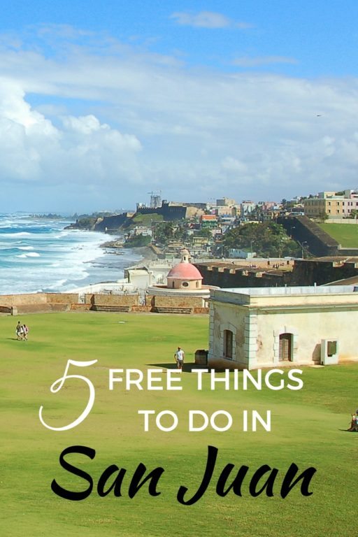 Free things to do in San Juan