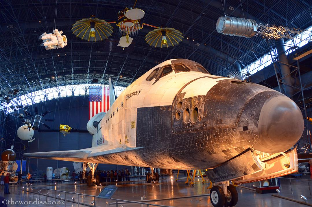 Visiting the National Air & Space Museum - Udvar-Hazy ...