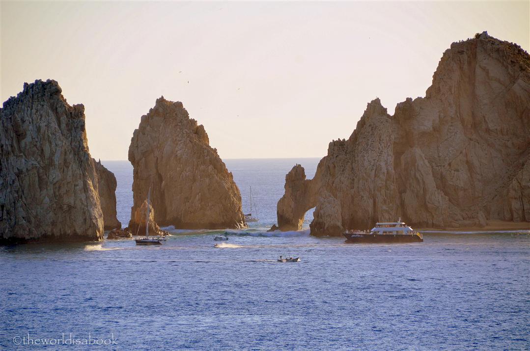 El Arco de Cabo San Lucas or Land's End los arcos