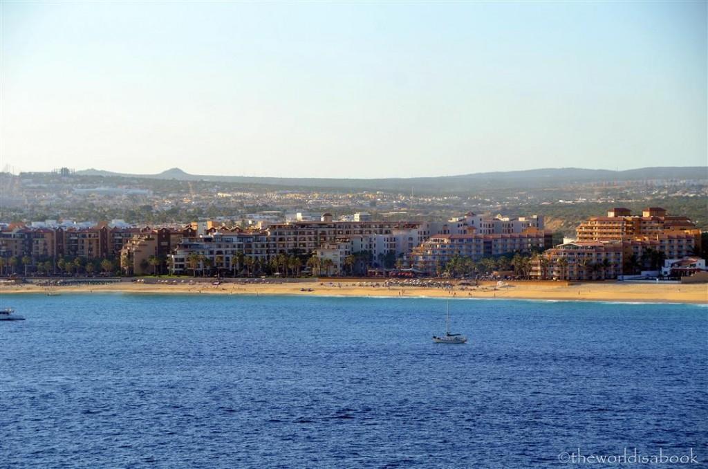 Cabo San Lucas medano beach hotels
