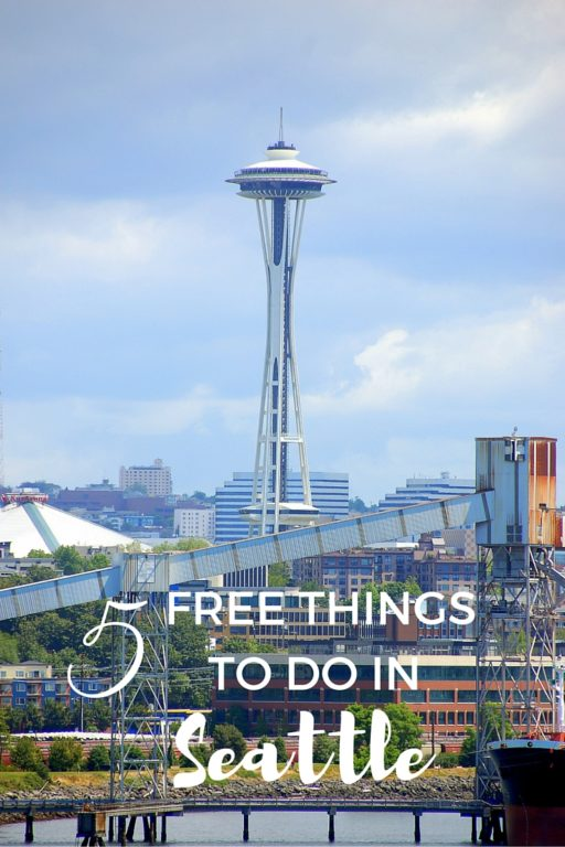 Free things to do in Seattle