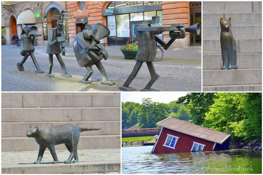 Malmo public street art