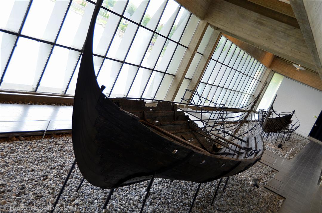Viking ship museum Skuldelev ships