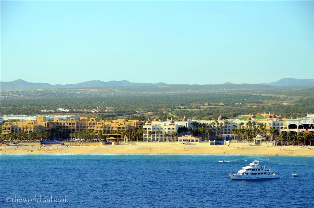 cabo San Lucas medano beach resorts