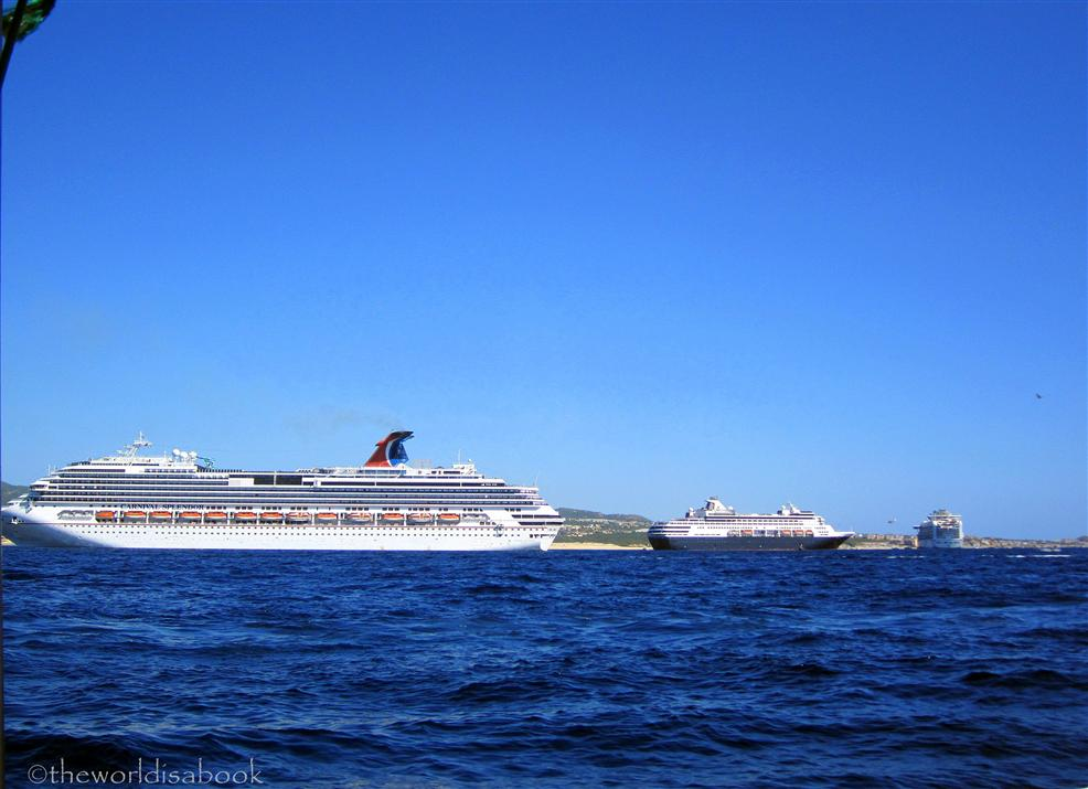 cabo san lucas cruise ships