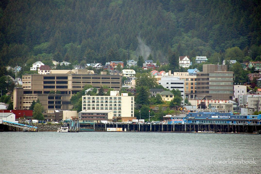 Downtown Juneau