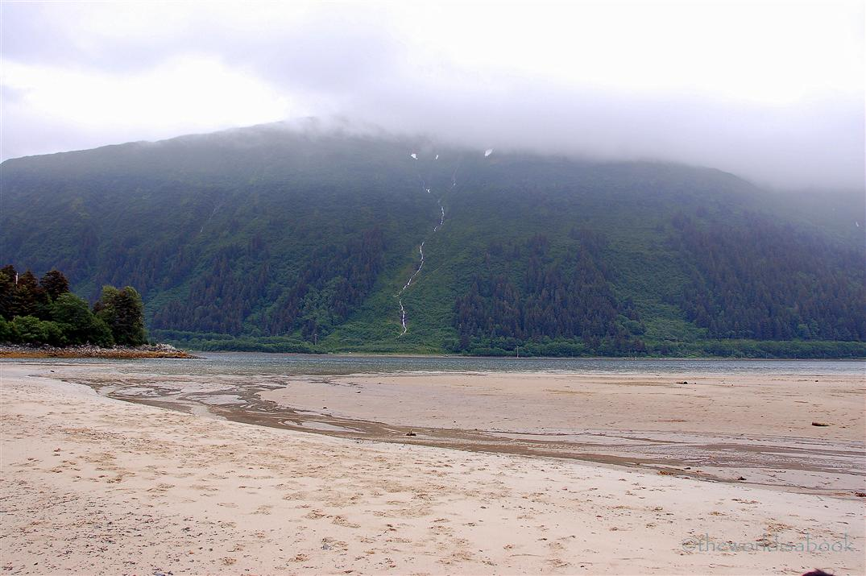 Juneau Sandy Beach