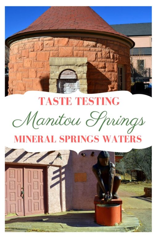 MANITOU Springs Fountains