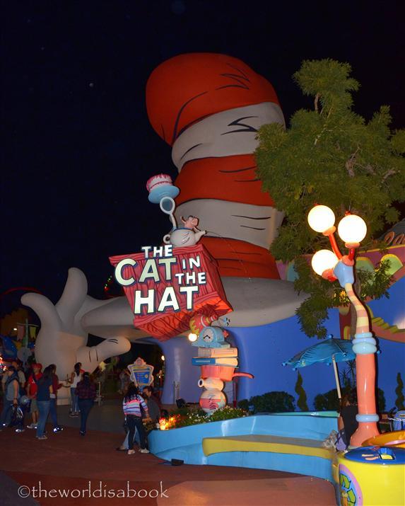 Seuss Landing Cat In the Hat