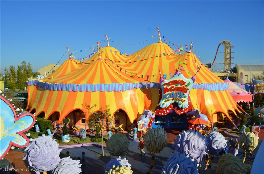 Seuss Landing Circus McGurkus