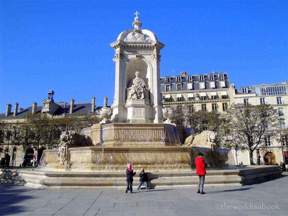 St Sulspice Paris