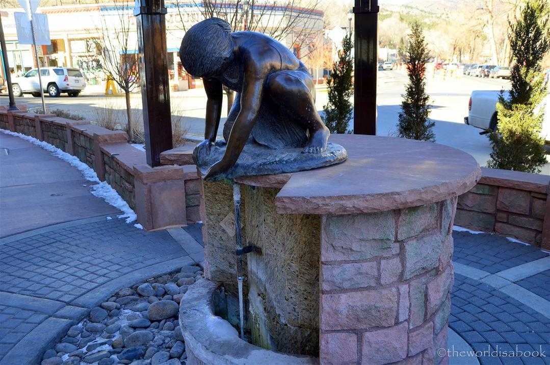 Stratton Spring Manitou Springs