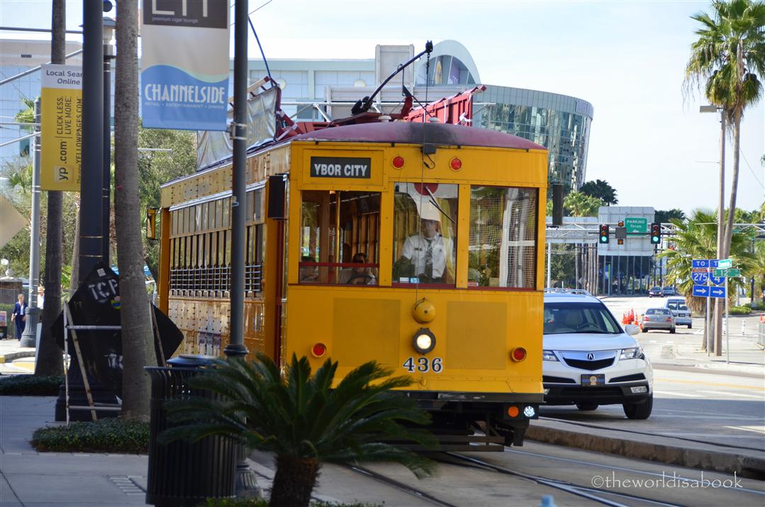Tampa Trolley