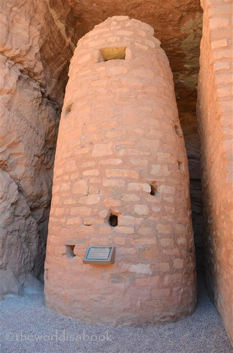 manitou cliff dwellings tower