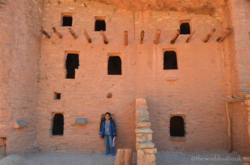 manitou cliff dwellings front