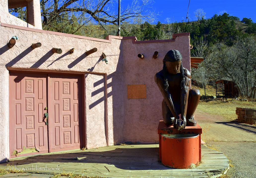 ute chief manitou springs