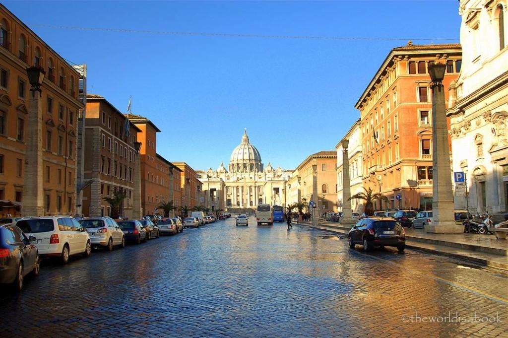 vatican st peters basilica