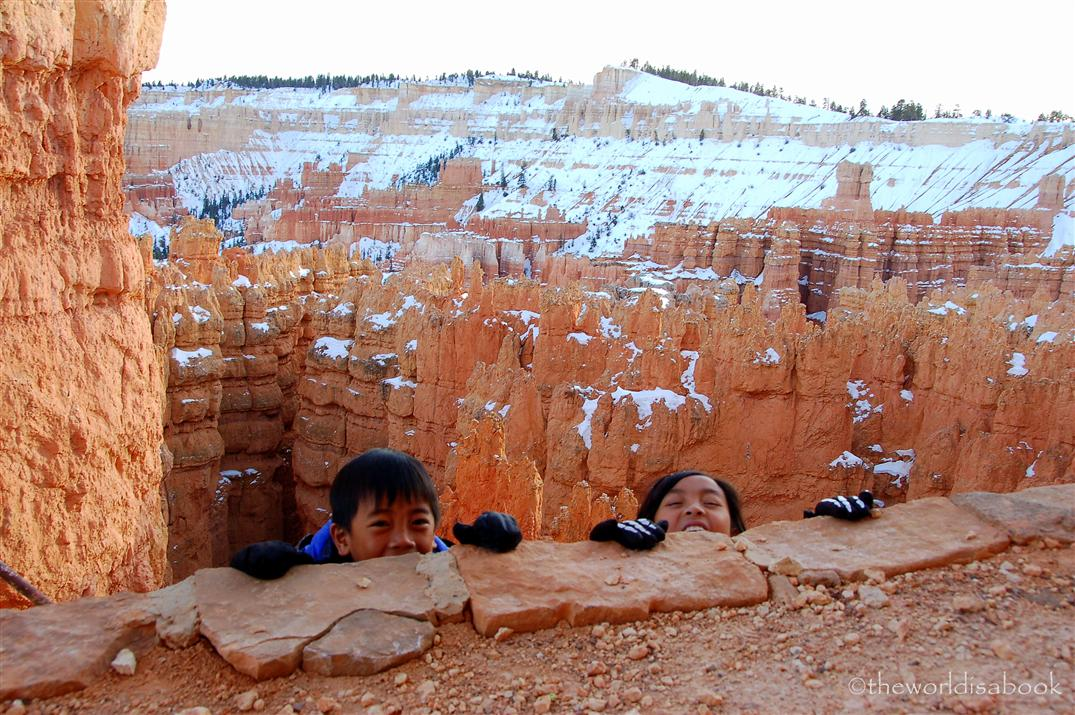 Bryce canyon fun
