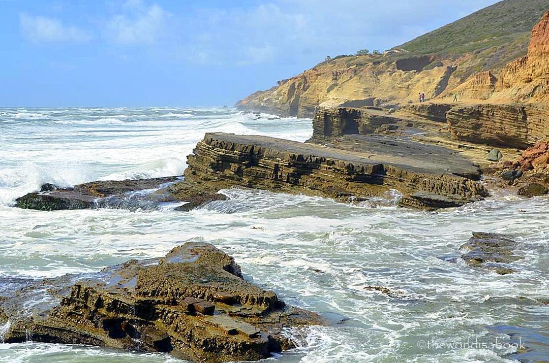 Cabrillo National Monument seashore