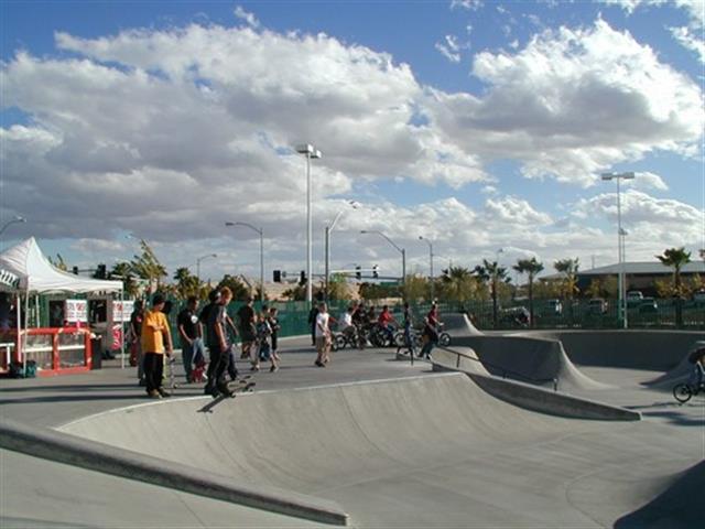 Durango Hills Skate Park