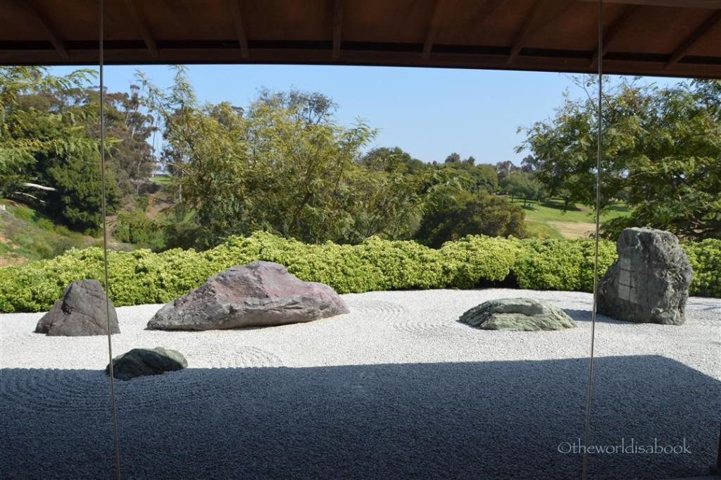 Japanese friendship Rock Garden