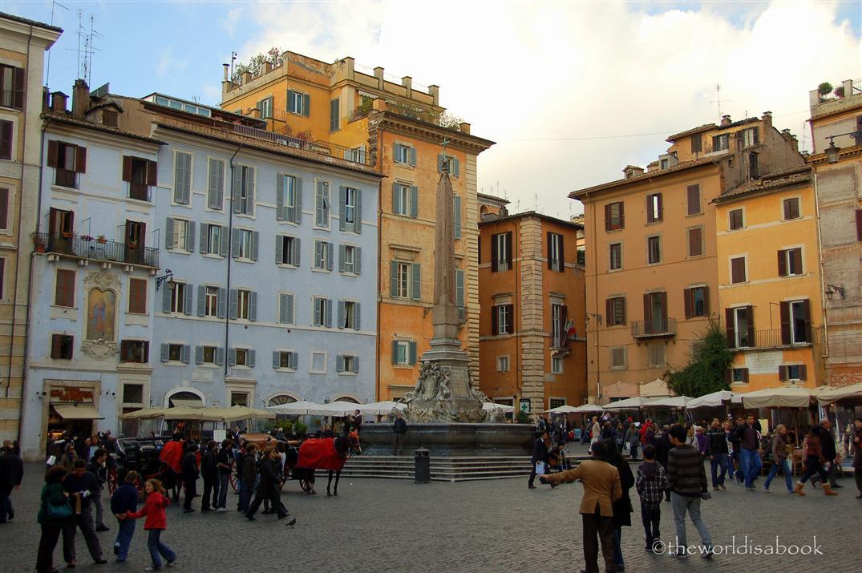 Piazza della Rotonda