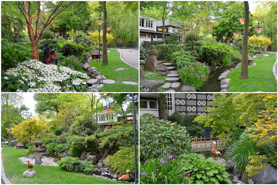 Tivoli Japanese gardens