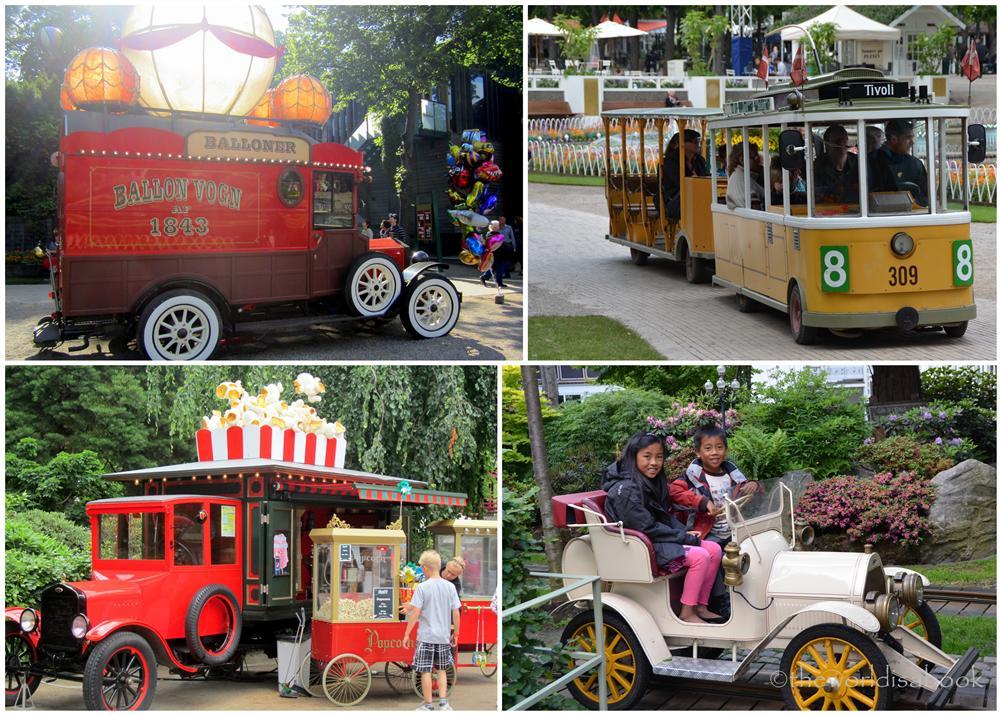 Tivoli gardens cars
