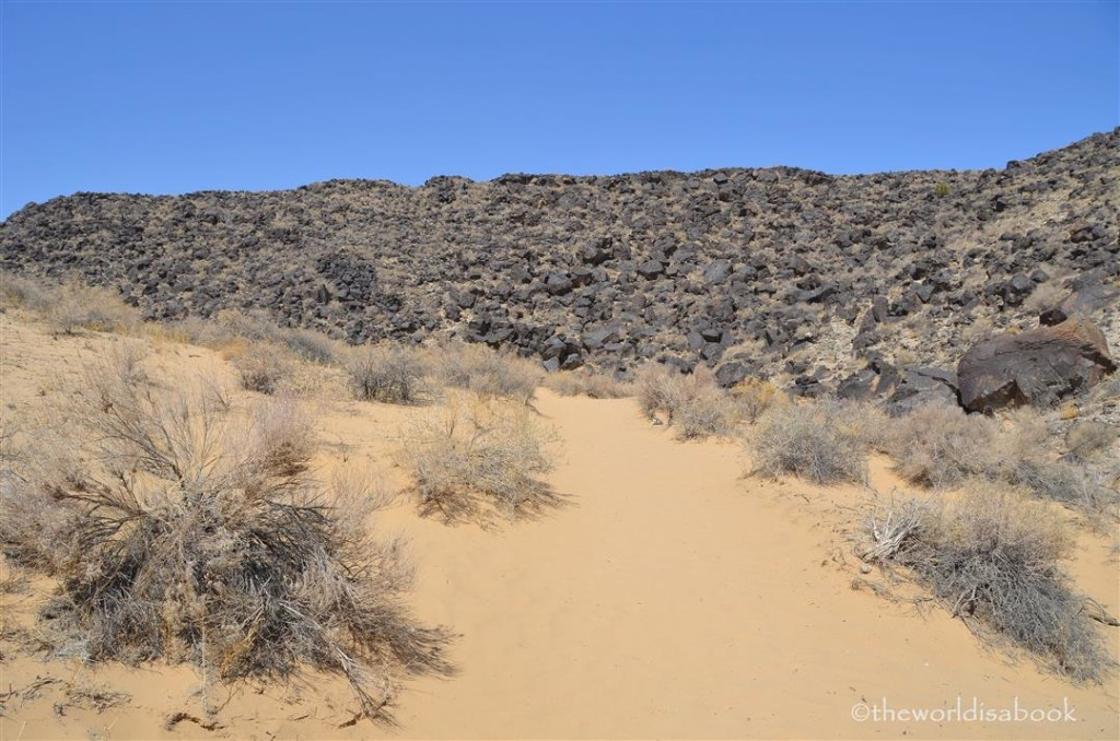 Albuquerque hike