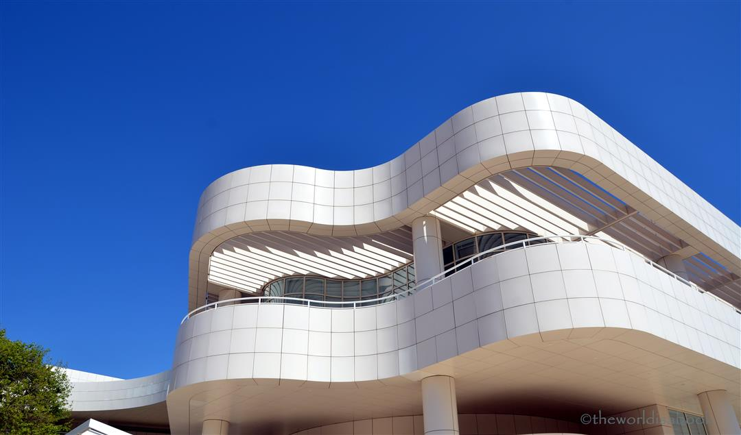 Getty Center architecture