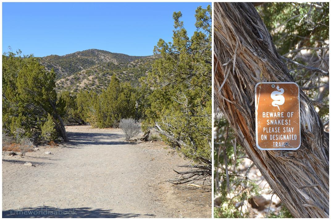 Kasha-Katuwe tent rocks trail