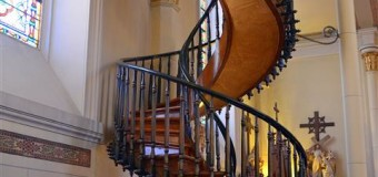 Miraculous Stairway of Loretto Chapel Santa Fe