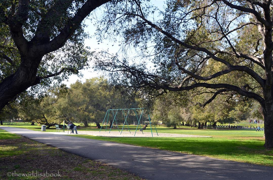 irvine Park playground
