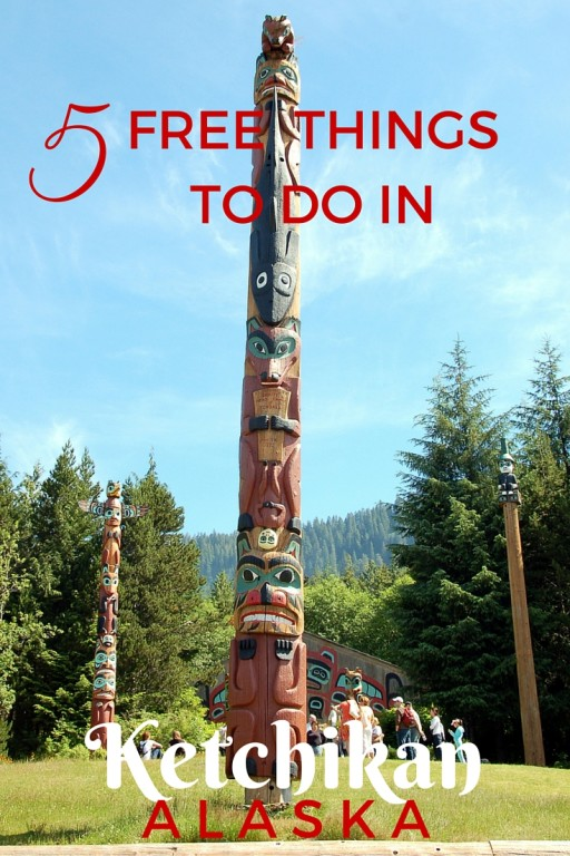 Free things to do in Ketchikan