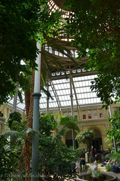 Glyptotek Winter garden
