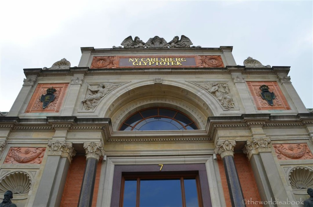 Glyptotek Copenhagen building