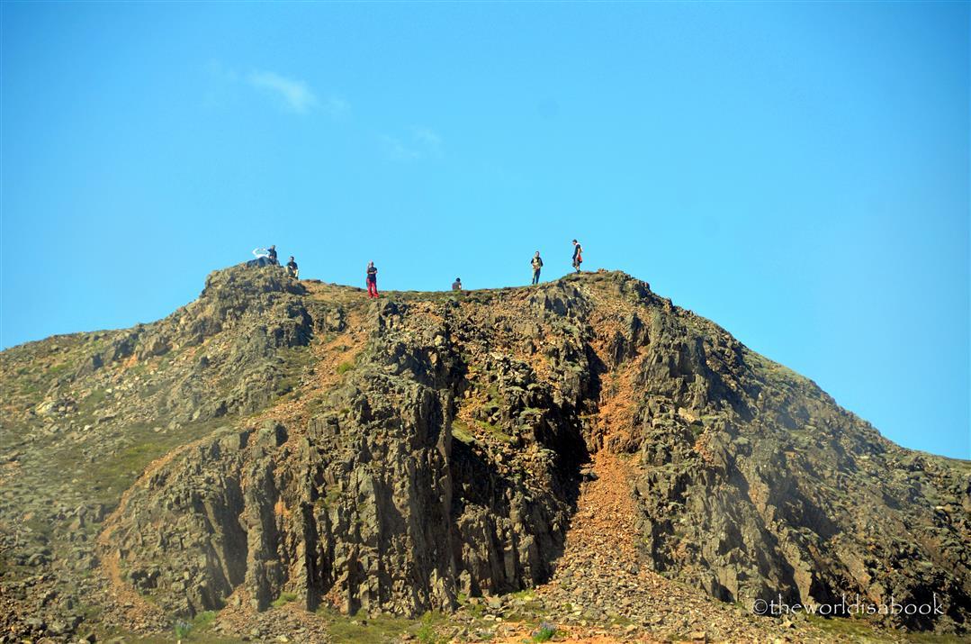 Iceland Haukadalur hike