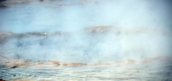 The Iceland Geysers in Haukadalur Geothermal Area