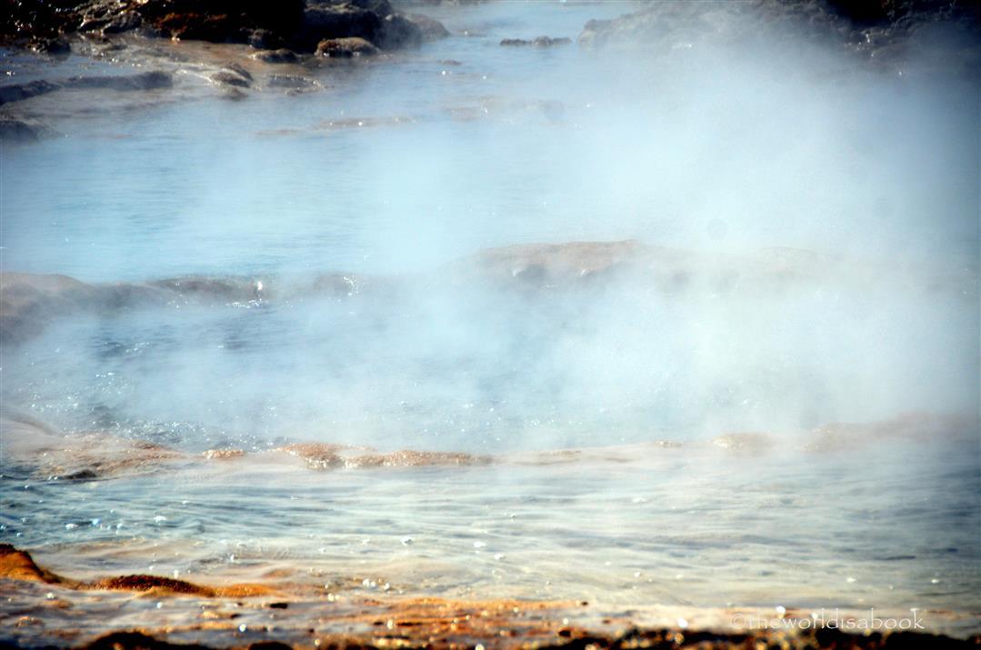 Iceland strokkur